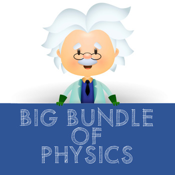Big Bundle of Physics