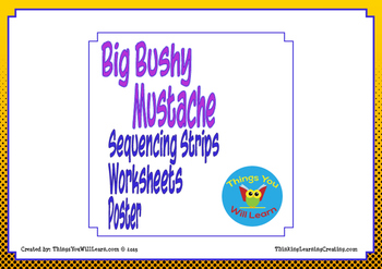 Big Bushy Mustache Sequence and Summarize