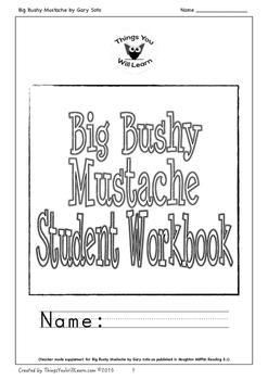 Big Bushy Mustache Student Workbook