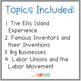 Immigration, Inventors, Big Business, and Labor Unions Review Game