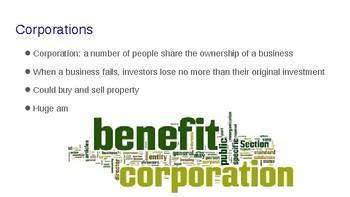 Big Business and Labor Movements Presentation