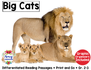 Big Cats Reading Passages