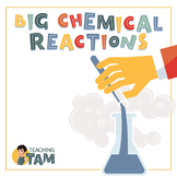 Big Chemical Reactions – 4th Grade STEAM Activity