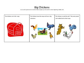 Big Chickens