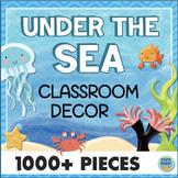 Ocean Theme - Under the Sea Classroom Decor