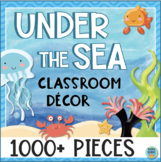 Ocean Theme - Under the Sea Classroom Decor