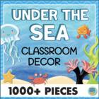 Ocean Theme Classroom - Under the Sea Decor