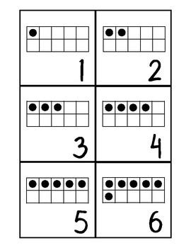 Big Cubes- Number Practice