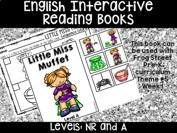 Nursery Rhymes English Interactive Reading Books Can Be Used With Frog Street