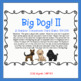 """Big Dog! II Number Comparison Game 100-200 -""""War"""" w/ a Twist -Greater/Less Than"""