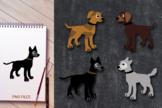 Big Dog Pet Clip Art