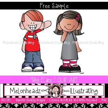 Big Ears Freebie - by Melonheadz
