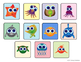 Big Eye Buddies Clip Art and Activities Animal Bulk Collection