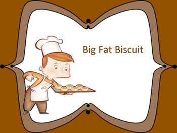 "Big Fat Biscuit: A Song to teach ""so,"" and ""tom ti"""