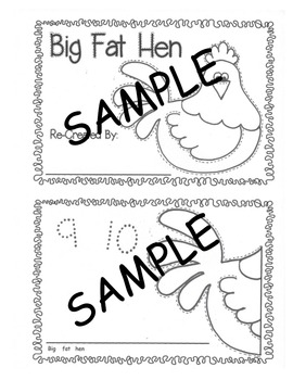 Big Fat Hen Make and Read