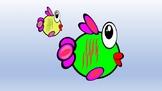 Big Fish Little Pond File Folder Activity