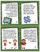 Big Game Word Problem Task Cards