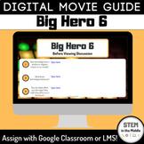 Big Hero 6 Digital Movie Guide
