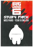 Big Hero 6 Study Pack