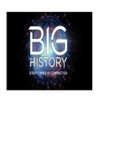 Big History- All 16 Episodes