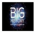 Big History- Brain Boost