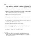 Big History: Horse Power Revolution (Season 1: Episode 2)