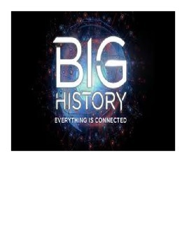 Big History- Mountain Machines