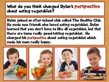 Common Core Third Grade: Changing Perspective Interactive PPT