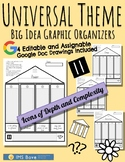 Big Idea Universal Theme/Generalizations with DC Icons