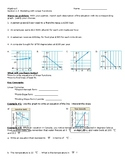Big Ideas Alg. 2 Textbook, Section 1.3 Notes Sheet