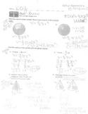Big Ideas Grade 8 Math Curriculum Chapters 8.4-10.4