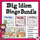 Big Idiom Bingo Bundle