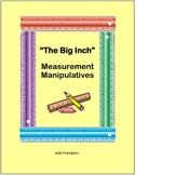 Big Inch Measurement Manipulatives (Montessori)