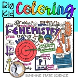 Big Kid Chemistry Coloring