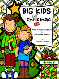Big Kids Love Christmas!  Math, Reading & ELA Practice and