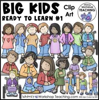 Big Kids Ready To Learn Bundle