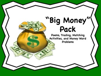 Big Money Pack (Math Common Core Aligned)