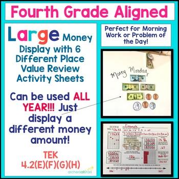 Money Review Sheets Teaching Resources | Teachers Pay Teachers