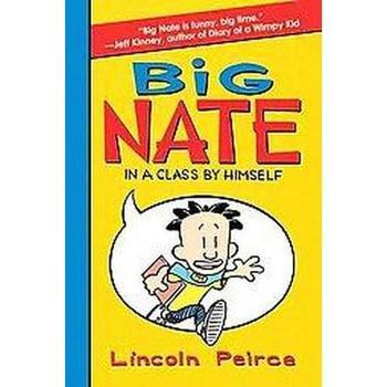 Big Nate Vocabulary Organizer