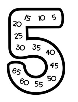 Big Numbers for Multiplication and Skip Counting