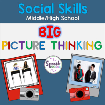 Social Skills: Middle & High School