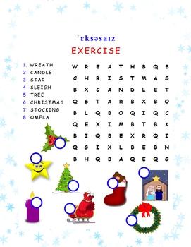 Big Preschool Workbook (Teacher Edition). Happy Holidays.