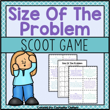 Big Problem Vs. Small Problem Scoot Game