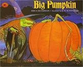 Big Pumpkin - Story Grammar Marker