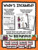 "Big Pumpkin --- ""Big Pumpkin"" Re-Telling Craftivity and Pocket Chart Set"