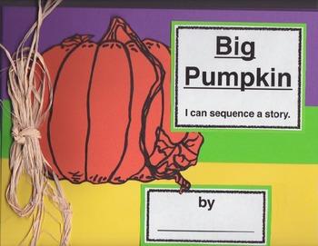 Big Pumpkin Companion Activities