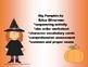 Big Pumpkin (First grade literacy activity unit)