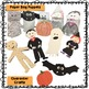 Big Pumpkin {Sequencing, Story Telling, Paper Bag Puppets,