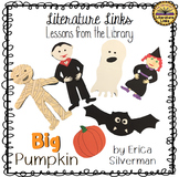 Big Pumpkin Sequencing, Story Telling, Paper Bag Puppets, Character Crafts