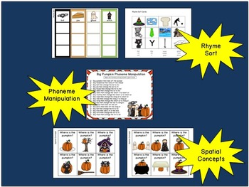 Big Pumpkin :  Literacy, Language and Listening Book Companion